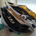中京大学ヘルメット!