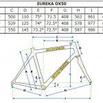 GUERCIOTTI-EUREKA DX50 セール