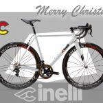 クリスマスセールNo.2 Cinelli